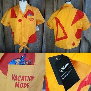 Disney Aladdin Her Universe Vacation Mode Shirt